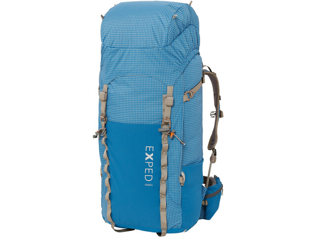 Exped W's Thunder 70 Backpack deep sea blue
